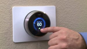 JM Heating and Cooling Next Thermostat