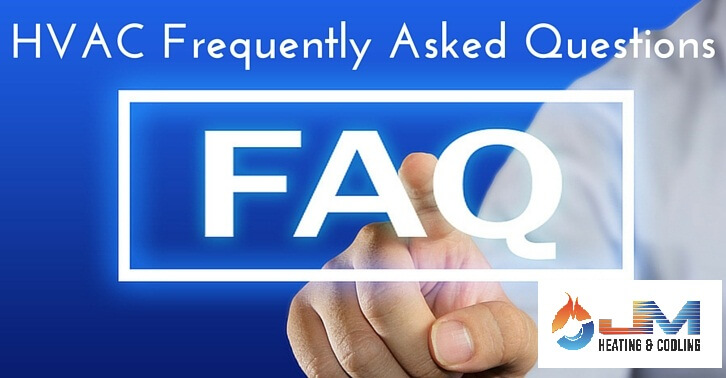 5 common HVAC questions