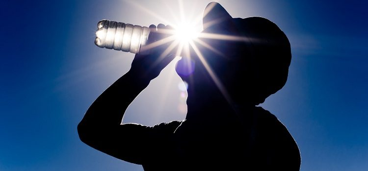 Signs of Heat Exhaustion: When to say 'When'