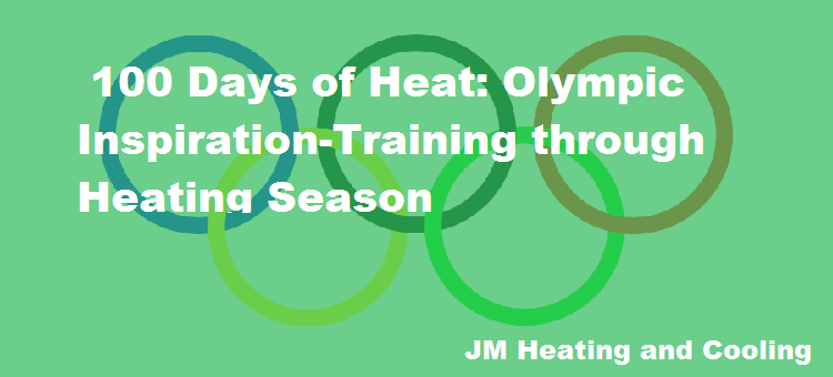 Olympic Inspiration: 100 Days Of Heat: Olympic Inspiration